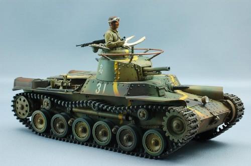 九七式中戦車の画像 p1_10