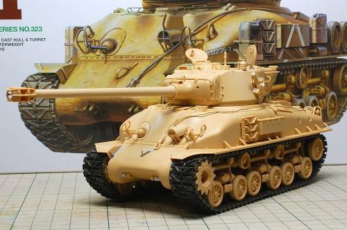 Tamiya 1/35MM M51スーパーシャーマン