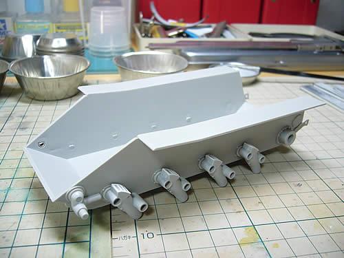 トランペッター 1/35 E-10駆逐戦車