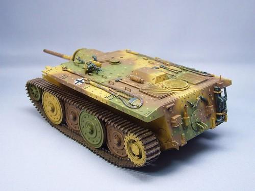 Trumpeter E-10駆逐戦車
