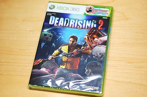 Xbox360 デッドライジング2(アジア版)