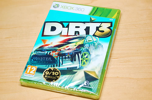 Xbox360 DiRT3