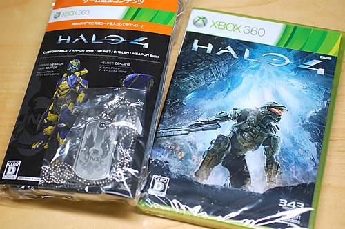 Xbox360 HALO4