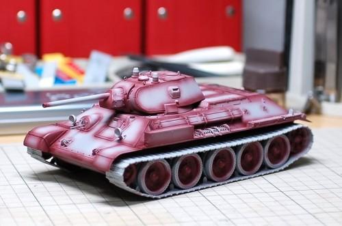 Dragon 1/35 T-34/76 1941年型