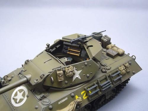 Tamiya 1/48MM M10駆逐戦車(中期型)