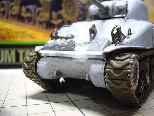 Tamiya 1/48MM M4A1シャーマン