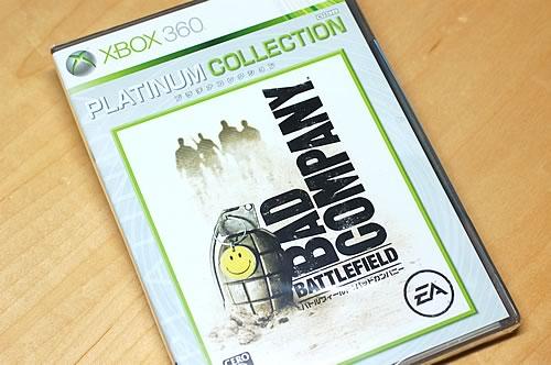 Xbox360 バトルフィールド バッドカンパニー(プラコレ)
