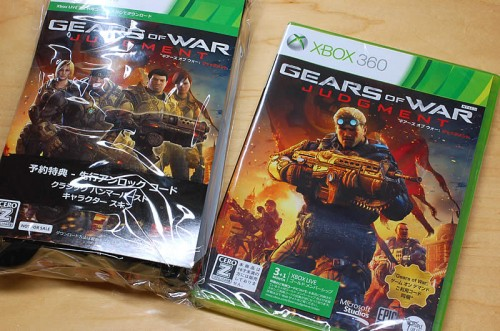 Xbox360 Gears of War:Judgment