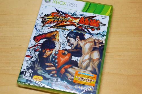 Xbox360 ストリートファイター×鉄拳