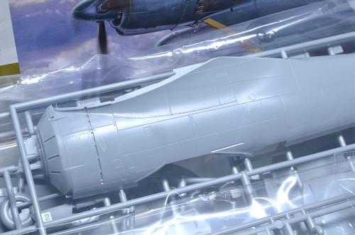 ハセガワ 1/32 川西N1K2-J 局地戦闘機 紫電改