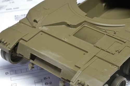 Tamiya 1/35MM 陸上自衛隊 10式戦車0_03