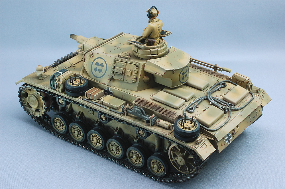積みプラ本舗Tamiya 1/35MM III号戦車N型Primary Sidebar Widget Area